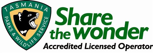 Accredited Licensed Operator Parks and Wildlife Service Tasmania