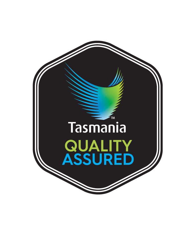 Logo Tasmania Quality Assured, Water by Nature Tasmania Franklin River Rafting