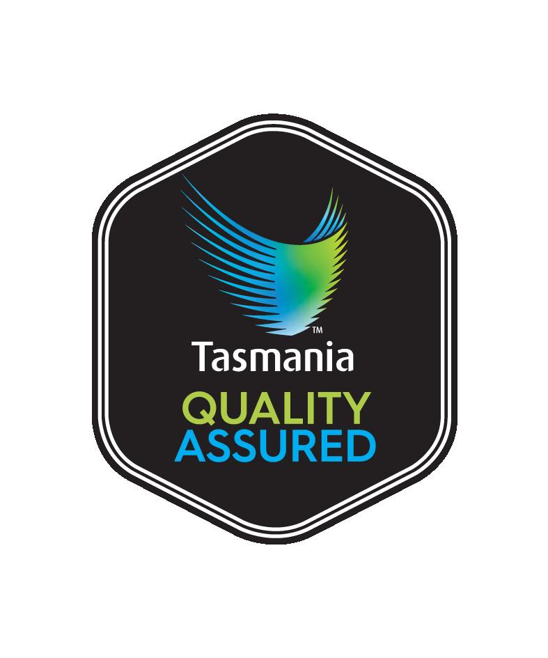 Logo Tasmania Quality Assured, Water by Nature Tasmania Franklin River Rafting