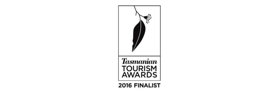 Logo tourism awards finalist 2016