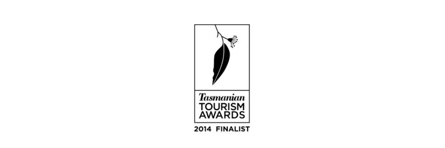 Logo tourism awards finalist 2014