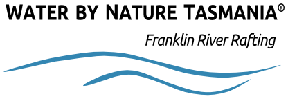 Logo Water by Nature Tasmania, Franklin River Rafting