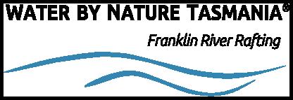 Logo Water by Nature Tasmania, Franklin River Rafting